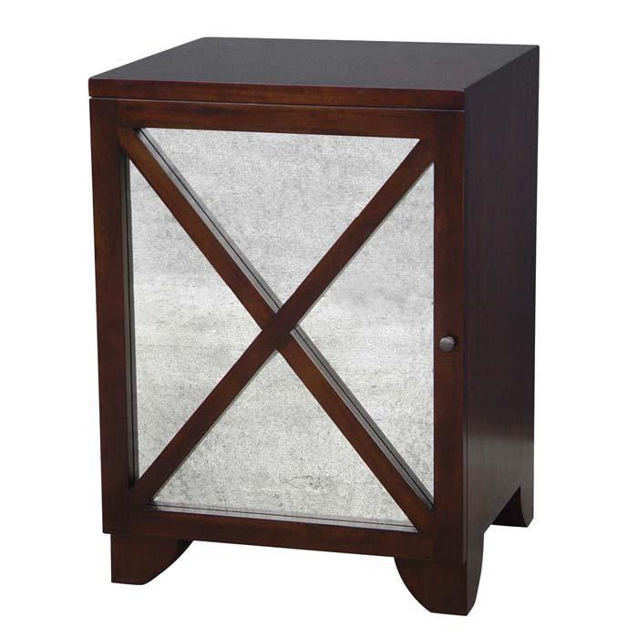 Oly Studio Robert Bedside Table, Small, Oly-robertbedsidesmall, Candelabra, Inc.