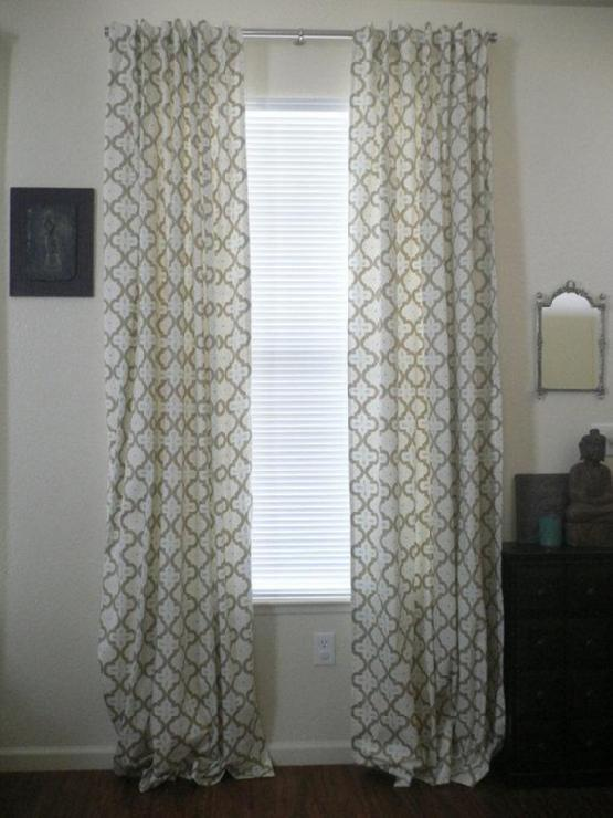 Custom Made Window Curtains or Drapes free shipping by GosiaFigura - Made Window Curtains Or Drapes Free Shipping By GosiaFigura
