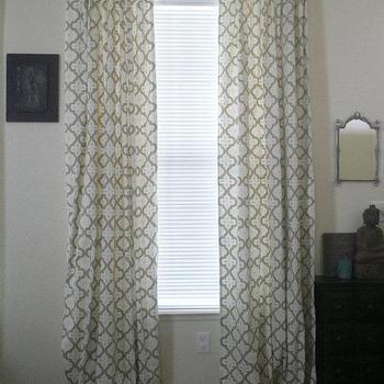 Custom Made Window Curtains or Drapes free shipping by GosiaFigura