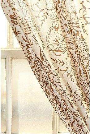 Bingham Printed Damask Panel Ballard Designs