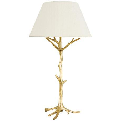 Cooper sprigs promise i gold table lamp lampsplus frederick cooper sprigs promise i gold table lamp lampsplus mozeypictures Image collections