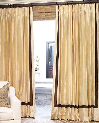 The hotel drapery collection sale in progress drapestyle for Hotel drapes for sale