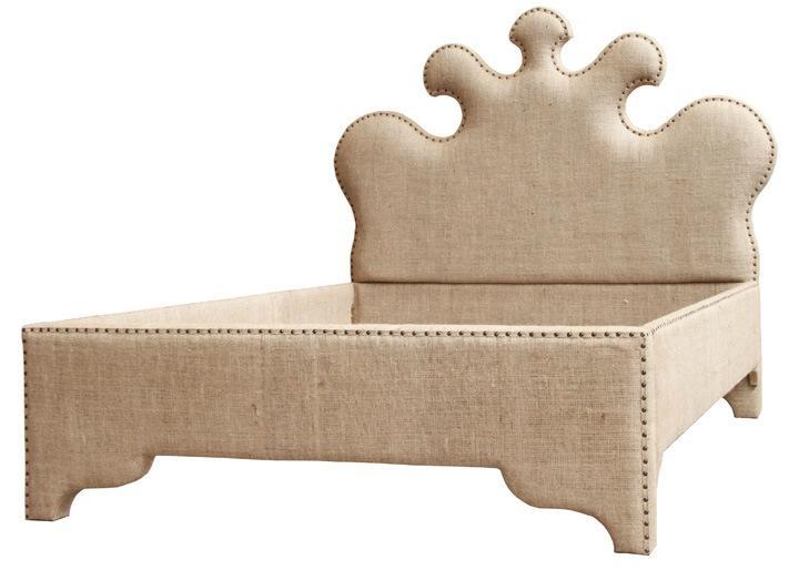 noir furniture burlap bed stylish home furniture m burlap furniture