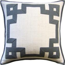 fretwork decorative throw pillow glamorous home de