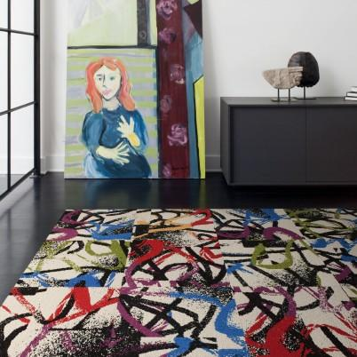 Scribble primary carpet tile by flor buy scribble primary carpet tile by flor ppazfo