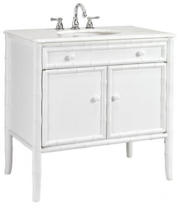 bamboo vanity bathroom. Julia Bath Vanity - Vanities Furniture HomeDecorators.com Bamboo Bathroom