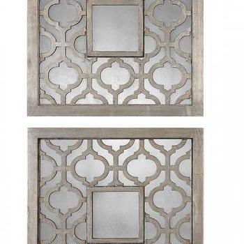 Sorbolo Square Mirror, Set of 2, Mirrors, Home Accents, Home Decor, HomeDecorators.com