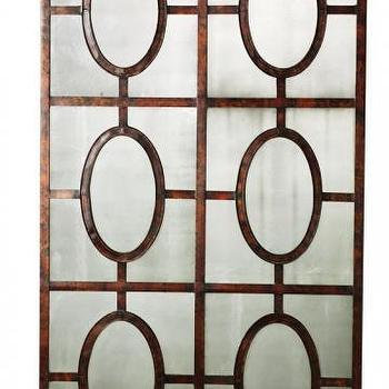 Merveilleux Antiqued Copper Mirror   Wall Sculptures   Wall Decor   Home Decor    HomeDecorators.com