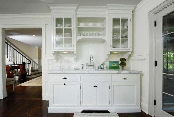 Butler 39 s pantry ideas transitional kitchen muse interiors for Butlers kitchen designs