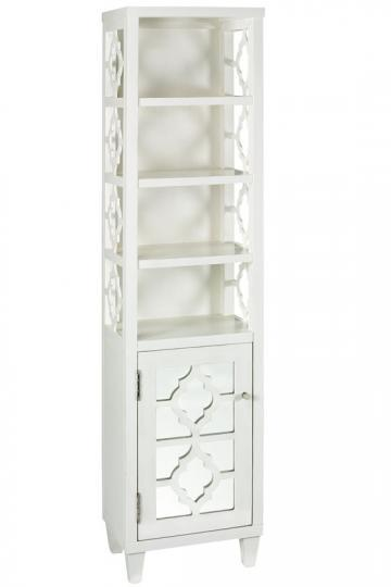 Reflections Linen Cabinet   Linen Cabinets   Bath Furniture   Bath    HomeDecorators.com
