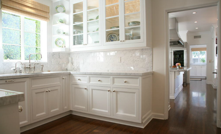 White Shaker Kitchen Cabinets white shaker front cabinets design ideas