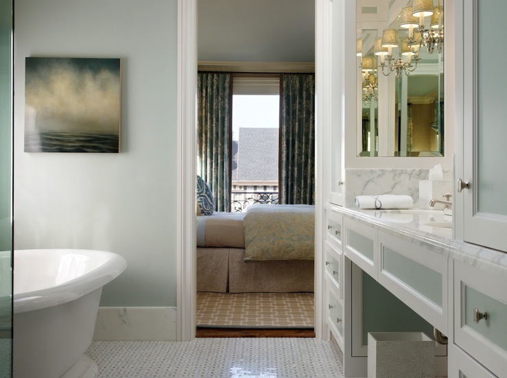 Master Bathroom Ideas Transitional Bathroom Jeffers Design Group