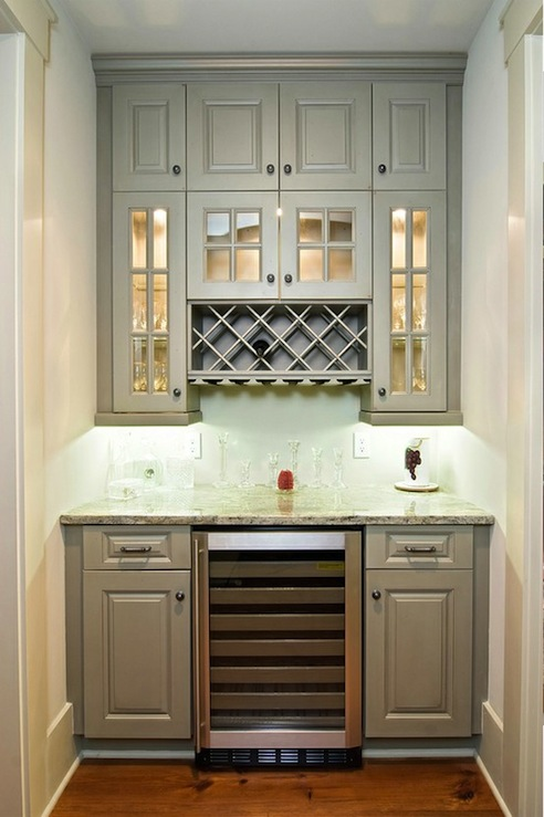 Built in wine rack design ideas - Kitchen built in cupboards designs ...