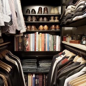 Mens Closet Design Ideas
