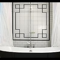 white bathrooms images subway tile backsplash bathroom grace interiors 15117
