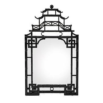Z Gallerie Dynasty Mirror