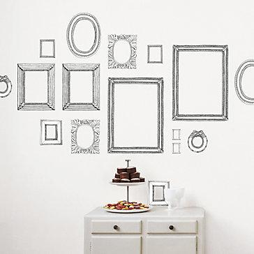 Z Gallerie , Black Frame Wall Decal
