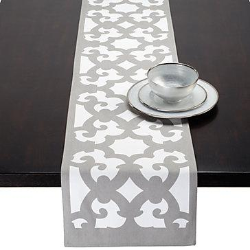 Z Gallerie   Bukhara Runner   Charcoal