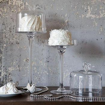 Bird Dessert Stands, west elm