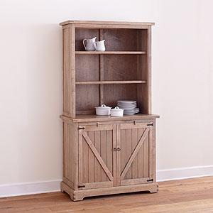 Farmhouse Buffet And Hutch