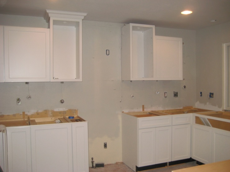White Ikea Kitchens