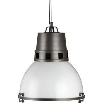 district pendant lamp in pendant lamps, CB2