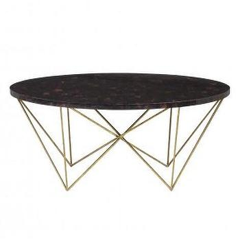 George Cocktail Table, 60