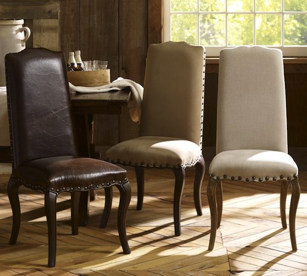 pottery barn calais chair look 4 less