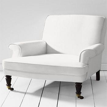 Collingwood Upholstered Chair from Lands' End