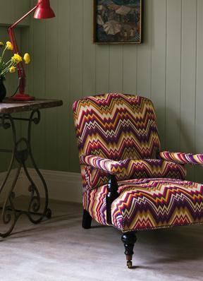 Richloom Cornwall Garden Discount Designer Fabric