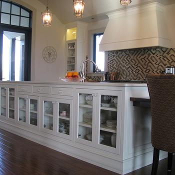 Kitchen Island Millwork Design Ideas