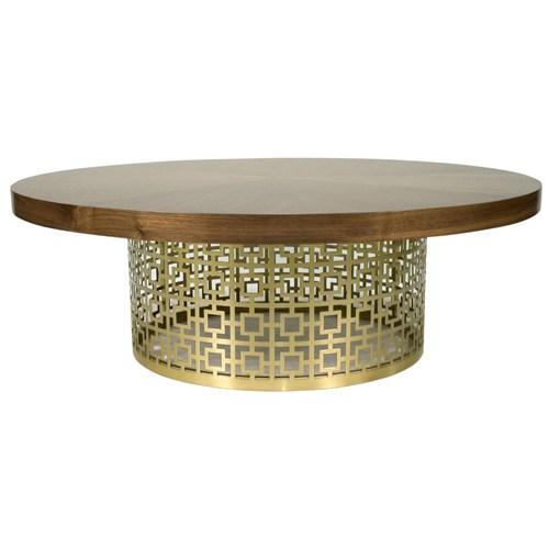 jonathan adler nixon brass cocktail table. Black Bedroom Furniture Sets. Home Design Ideas