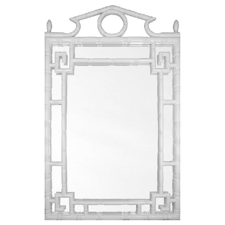 Barclay Butera For Mirror Image Home Pagoda Blue Wall Mirror