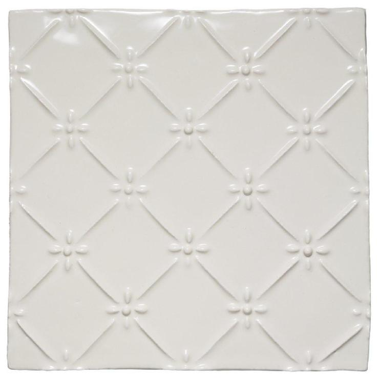Decorative Field Tile Relief 6