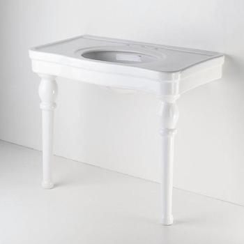 Two Leg Single Washstand Products Waterworks