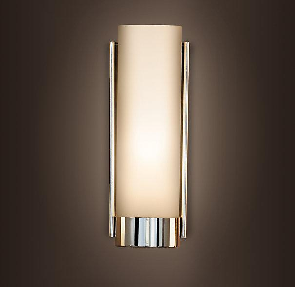 Wall Sconce Lighting Images : Powell Sconce - Powell - Restoration Hardware
