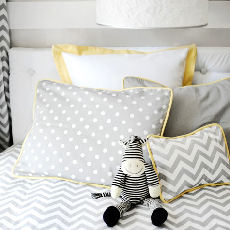 Zig zag bedding contemporary boy 39 s room new arrivals inc for Zig zag bedroom ideas