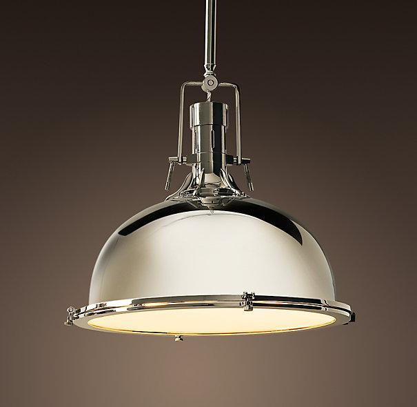 Restoration Hardware Light Fixture Sale: Restoration Hardware Harmon Pendants
