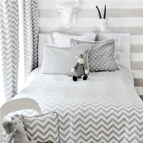 Chevron Curtains Design Ideas