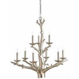Orli 9l Coral Branch Chandelier By Arteriors