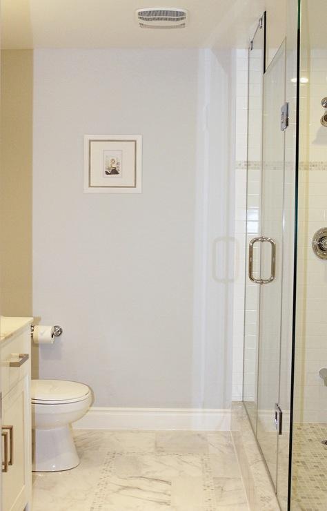 Bathroom Valspar Polar Star