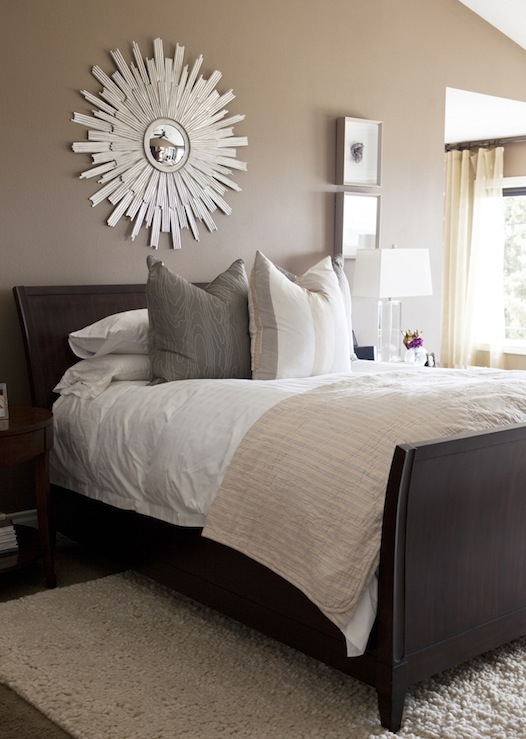 Arteriors Galaxy Star Mirror Transitional Bedroom