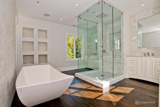 Freestanding Tubs Design Ideas