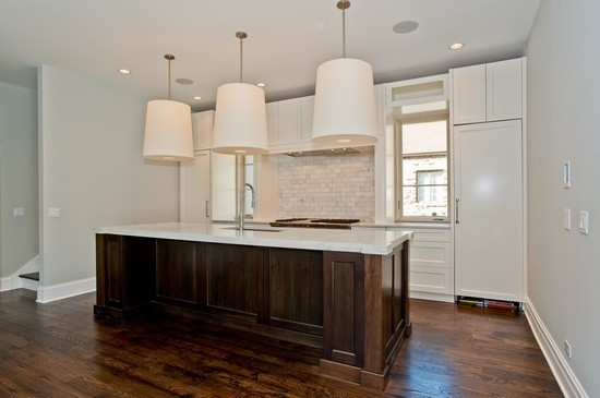 Dark Stained Kitchen Island Design Decor Photos