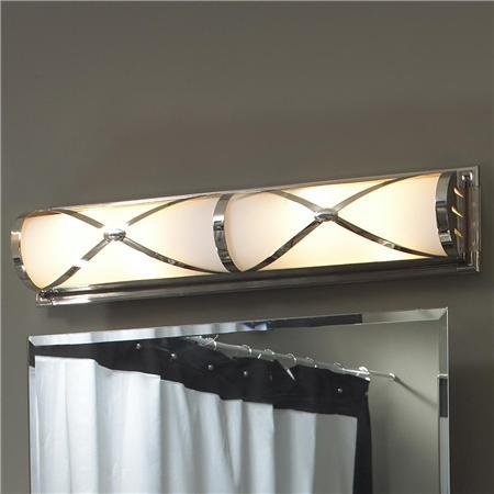 grand hotel bath light 4 lt 4 finishes shades of light