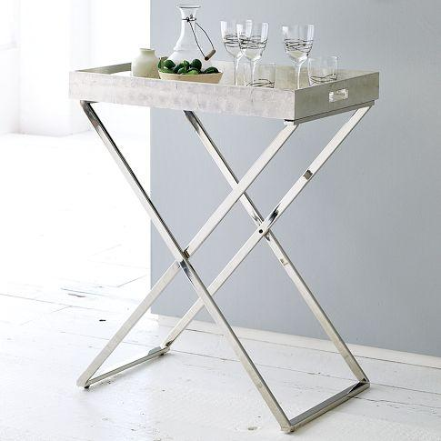 Tall Butler Tray Stand West Elm