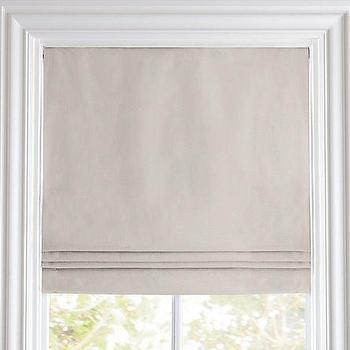 Cotton Canvas Cordless Roman Shade, Roman Shades, Restoration Hardware Baby & Child