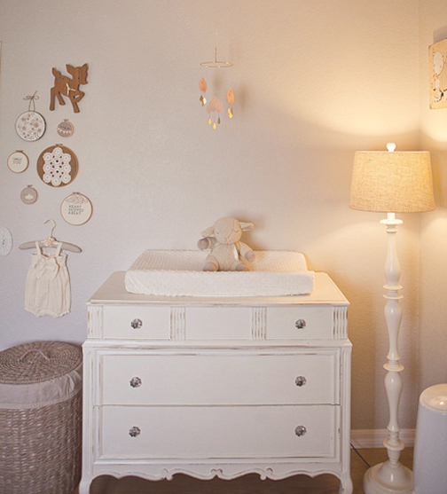 French changing table vintage nursery glidden smooth stone french changing table aloadofball Gallery