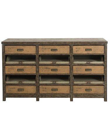 alice lane home collection burlap 9 drawer chest burlap furniture