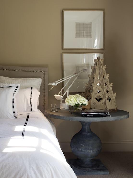 view full size. Mocha Bedroom Walls Design Ideas